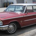 Les Ford Custom et Galaxie 1965