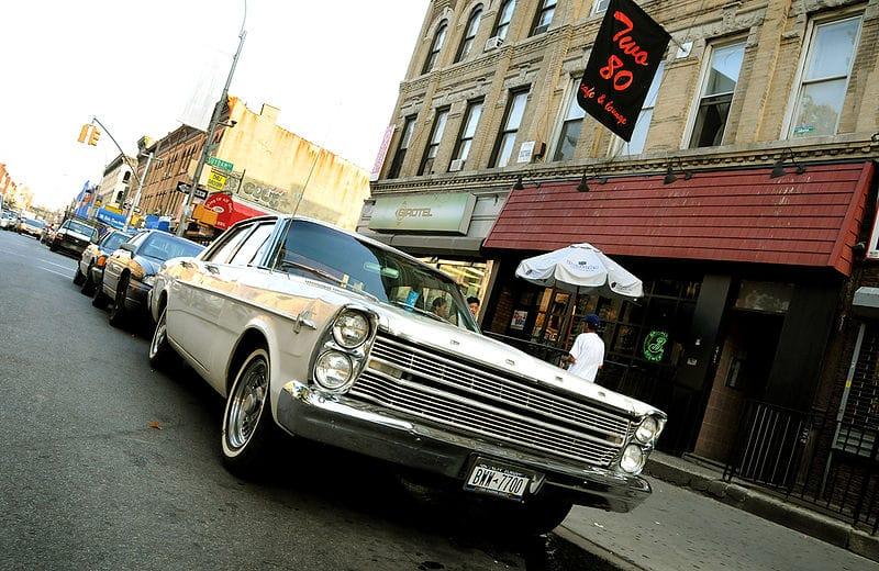 Ford Custom 500 - 1966