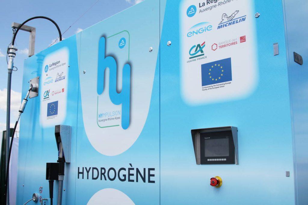 Station hydrogène